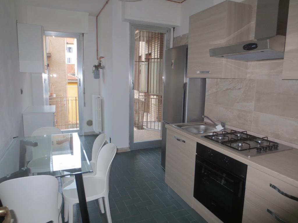 Quadrilocale 110mq – 3 piano – Piazza Aspromonte 51