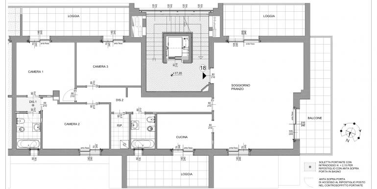 appartamento 18 - base1