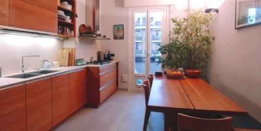 Trilocale con cucina abitabile Via Don Gnocchi 28